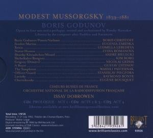 Brilliant Opera Collection: Boris Godunow