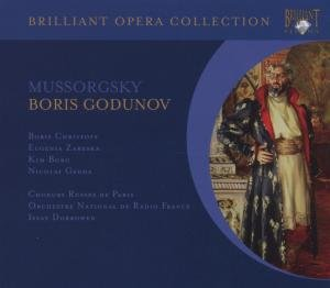 Brilliant Opera Collection: Boris Godunow