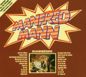 Mannerisms (Fontana Singles+2 Bonus Tr.)