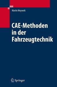 CAE für Fahrzeugingenieure