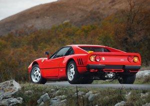 Ferrari 288 GTO (Posterbuch DIN A4 quer)