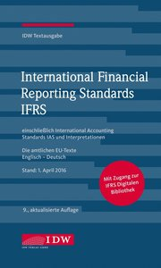 International Financial Reporting Standards IFRS