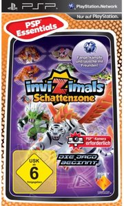 Invizimals Schattenzone - Essentials