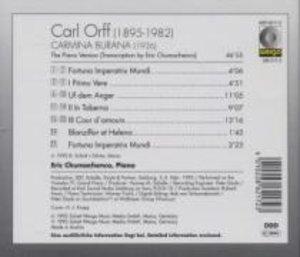 Carmina Burana-The Piano Version