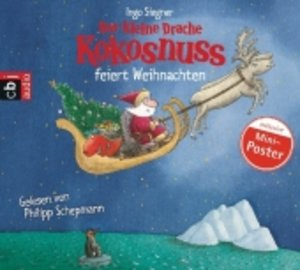 Der kleine Drache Kokosnuss feiert Weihnachten