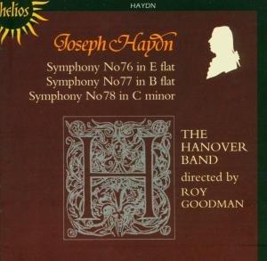 Sinfonien 76,77,78