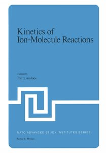 Kinetics of Ion-Molecule Reactions
