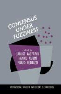 Consensus Under Fuzziness