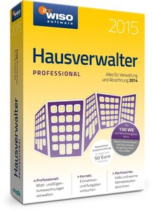 WISO Hausverwalter 2015. Professional mit 150 Wohneinheiten