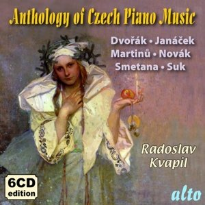 Anthology Of Czech Piano Music