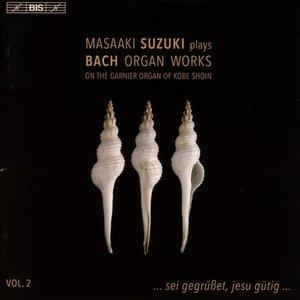 Suzuki spielt Orgelwerke von Bach vol.2