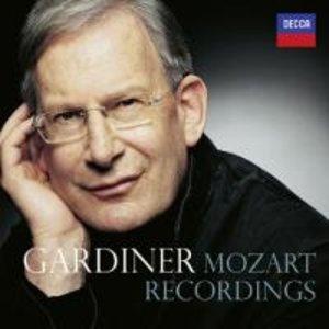 John Eliot Gardiner: Mozart Recordings
