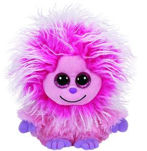 Ty Kink Buddy-pinker Frizzy, ca. 24 cm