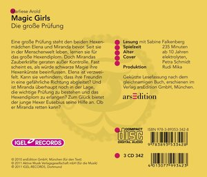 Magic Girls 05-Die Große Prüfu