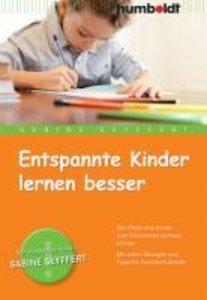 Entspannte Kinder lernen besser