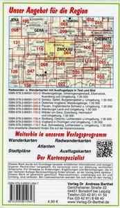 Wälder um Zwickau, Werdau und Greiz und Umgebung. Wander- und Ra