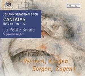 Kantaten BWV 12/67/85