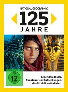 NATIONAL GEOGRAPHIC-125 Jahre