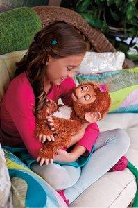 Hasbro A1650 - Furreal Friends: Cuddles, mein Baby Äffchen