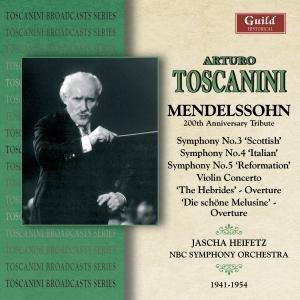 Toscanini Dirigiert Mendelssohn
