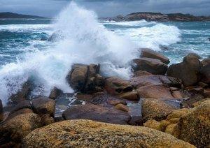 Ocean Meditation (Poster Book DIN A4 Landscape)