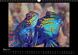 Ocean-Art / UK-Version (Wall Calendar 2015 DIN A3 Landscape)