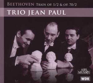 Klaviertrios op.1/2 & op.70/2