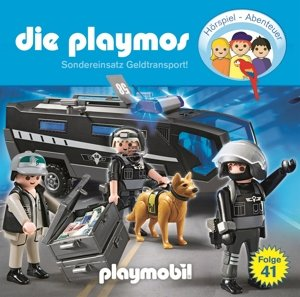 Die Playmos 41. Sondereinsatz Geldtransport!.