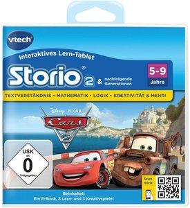 VTech 80-230104 - Cars 2: Storio 2, Lernspiel