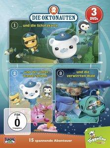 01/3er DVD (Folgen 1,2,3)