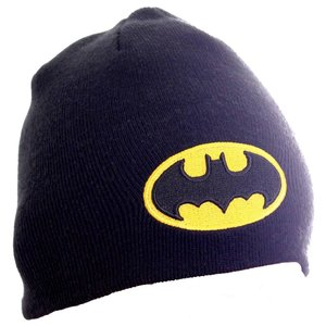 Batman Beanie Mütze Classic Logo (Inheitsgröße)