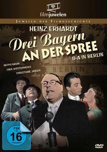 Heinz Erhardt: Drei Bayern an der Spree (II-A in Berlin / 3 Baye