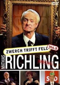 Zwerch trifft Fell Vol. 2. DVD-Video