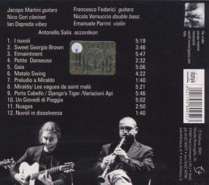 I Nuvoli-Jazz Manouche - zum Schließen ins Bild klicken