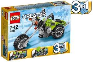 LEGO® Creator 31018 - Chopper
