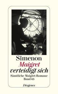Maigret verteidigt sich