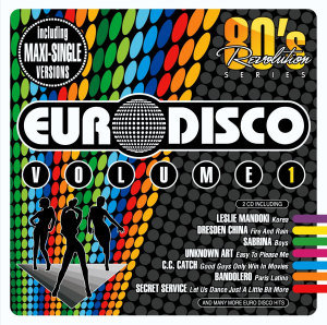 80s Revolution Euro-Disco Vol.