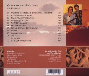 Carry Me and Hold Me-Sacred Songs Vol.2