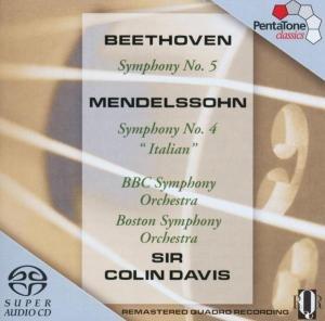 Sinfonie 5/Sinfonie 4