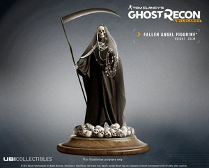 Tom Clancys Ghost Recon - Wildlands Fallen Angel Figur (UBIColle