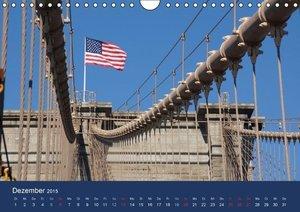 Watsack, C: New York (Wandkalender 2015 DIN A4 quer)