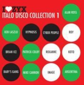 ZYX Italo Disco Collection 1