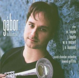 Gabor Boldoczki Plays M.Haydn
