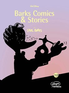 Barks Comics and Stories 12