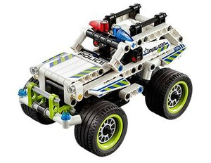 LEGO® Technic 42047 - Polizei - Interceptor