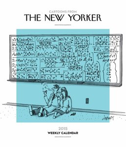 Cartoons from the New Yorker 2015 Desk Diary