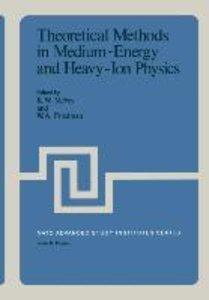 Theoretical Methods in Medium-Energy and Heavy-Ion Physics