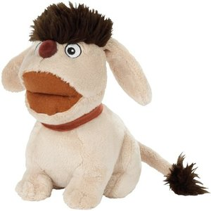 Heunec 649675 - Kuscheltier Hund Moppi 15 cm