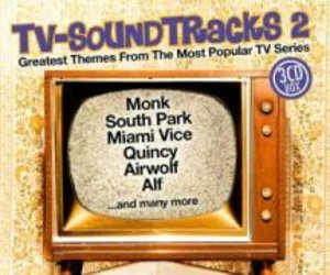 TV Soundtracks Vol.2