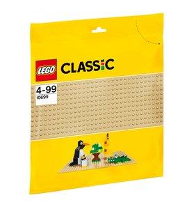 LEGO 10699 - Classic: Sandfarbene Grundplatte
